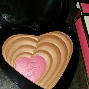 Too Faced Makeup - Too Faced Soul Mates bronzer Ross and Rachel